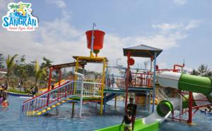 waterpark fiberglass