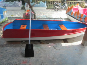 perahu kapal wisata