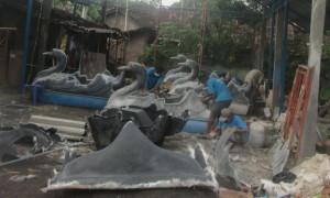 pabrik sepeda air
