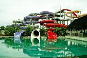 waterboom fiberglass