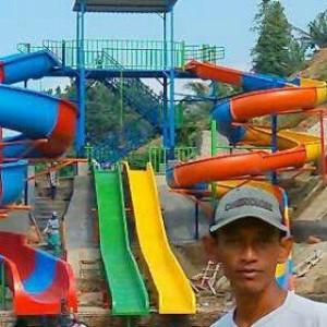 jual waterslide