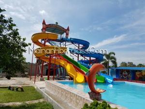 Produsen Waterpark & Waterboom Fiberglass Murah