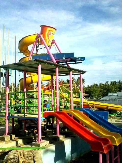 kontraktor waterpark murah