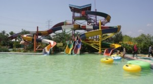 kolam waterboom