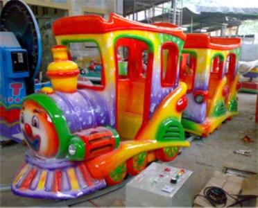 Jual Kereta Model Kartun untuk Pusat Perbelanjaan