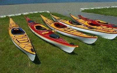 Kano Kayak Fiber Murah Untuk Bermain Air di Danau