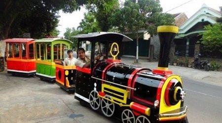 Tempat Jual Kereta Mini Mall Fiber Murah dan Berkualitas