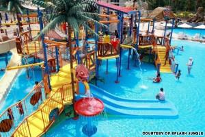 kontraktor water park untuk anak 1
