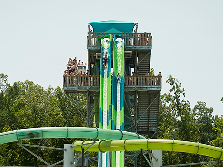 Waterboom extreem