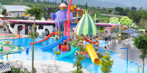 waterboom mini murah