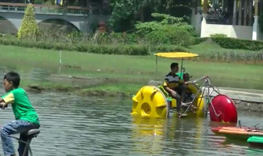Sepeda Air Fiberglass Murah Dan Berkualitas