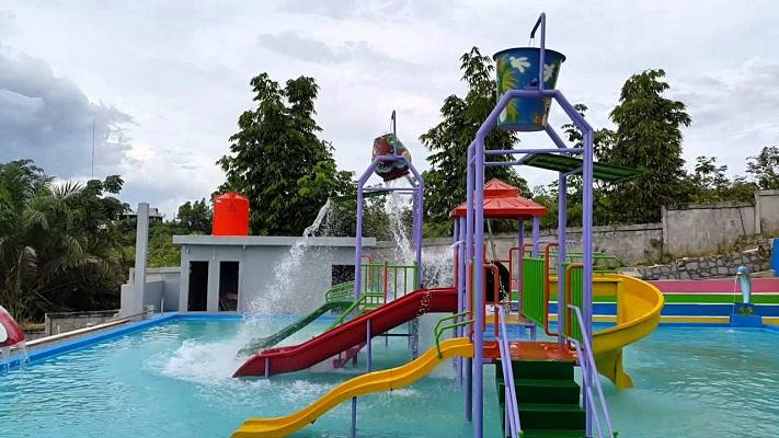 Kontraktor & Biaya Pembuatan Waterboom, Waterpark & Ember Tumpah di Pontianak