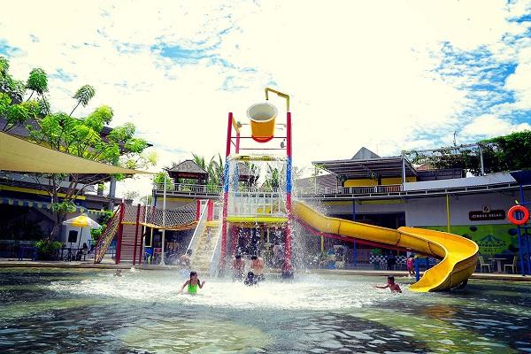Kontraktor & Biaya Pembuatan Waterboom, Waterpark & Ember Tumpah di Samarinda