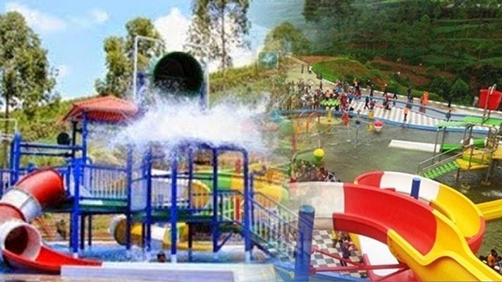 Kontraktor & Biaya Pembuatan Waterboom, Waterpark & Ember Tumpah di Padang