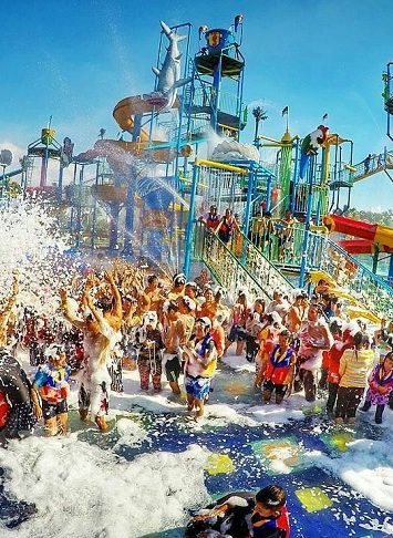 5 Waterboom & Waterpark Yang Extreem di Indonesia