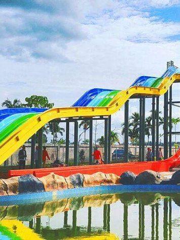 Jasa Pembuatan Waterboom & Kontraktor Waterpark Terbaik