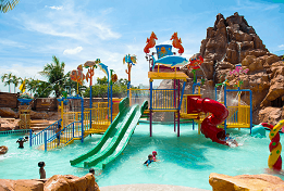Jasa Pembuatan Wahana Wisata Air Untuk Anak Murah